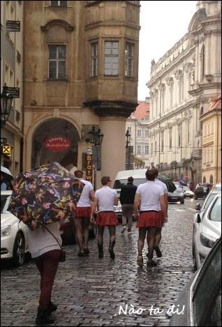 Phố cổ (old town) của Prague (1)